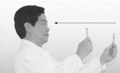 Тибетская методика для развития периферического зрения