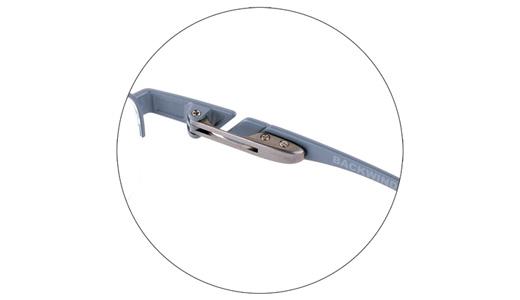 Титановый двойной флекс оправы для очков