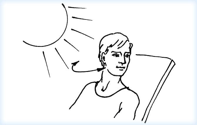 Соляризация: живительная сила света