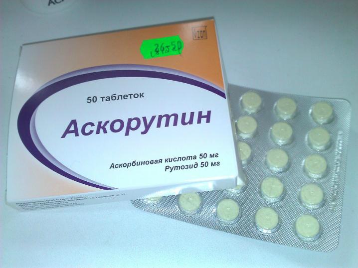 «Аскорутин»