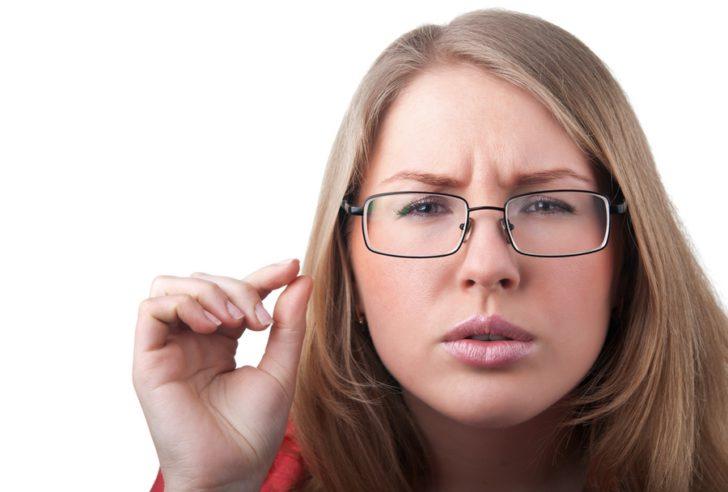 Временное двоение может быть следствием зрительной усталости