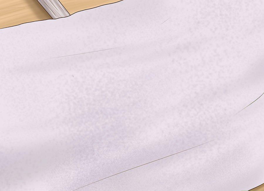Все необходимое раскладывайте на чистой ткани