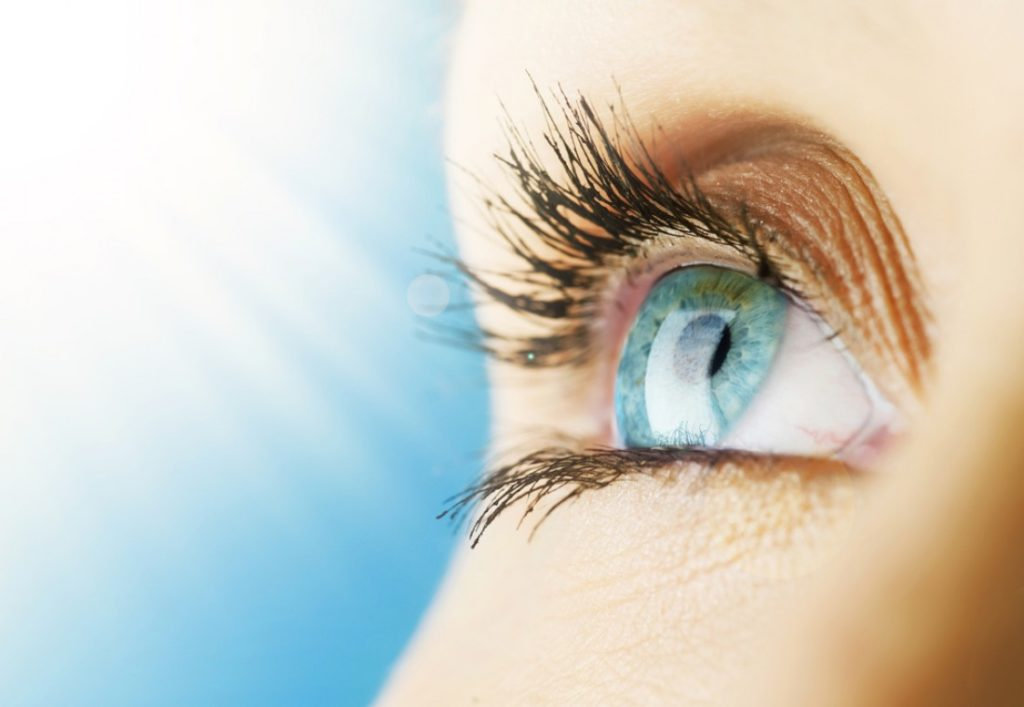 Дёргается глаз - причины, лечение