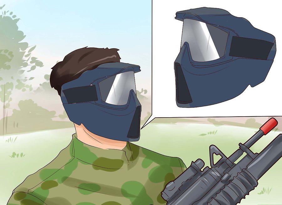 Защищайте глаза