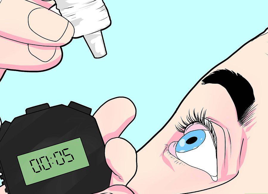 Интервал между процедурами должен быть не менее 5 минут