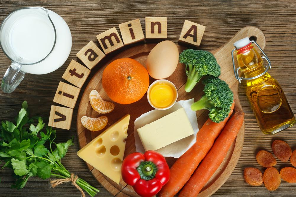 Источники витамина А