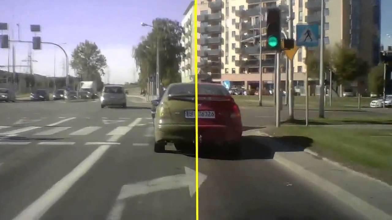 Как видят водители-дальтоники