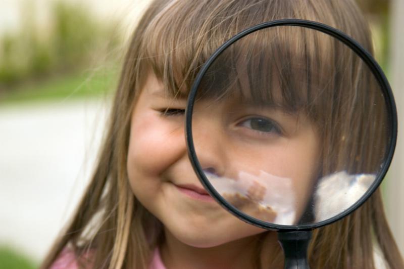 Как улучшить зрение ребенку