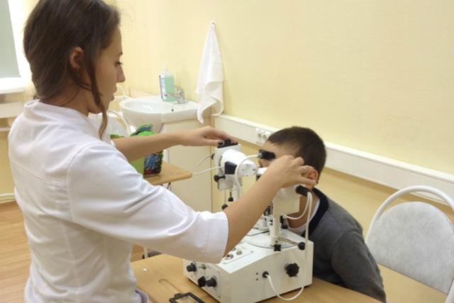 Лечение ложной близорукости