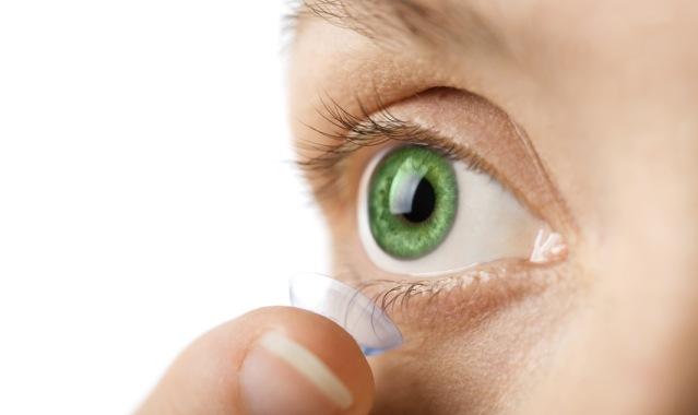 Ночные лечебные линзы для глаз