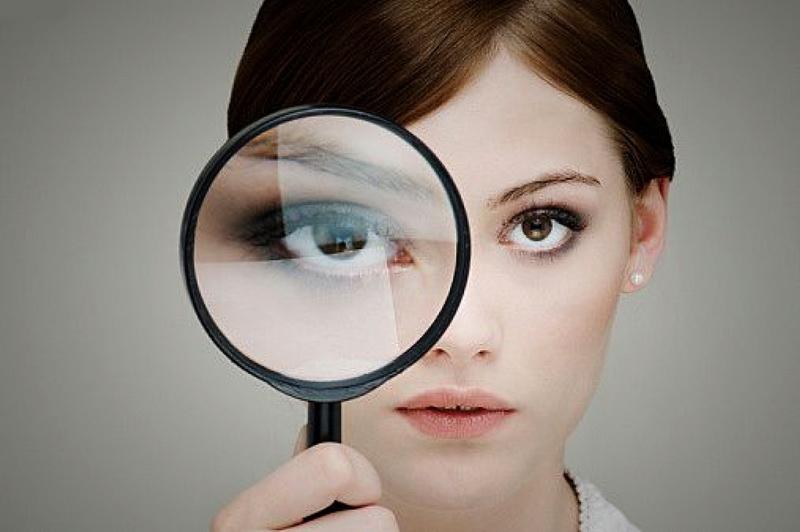 Офтальмологические причины двоения в глазах