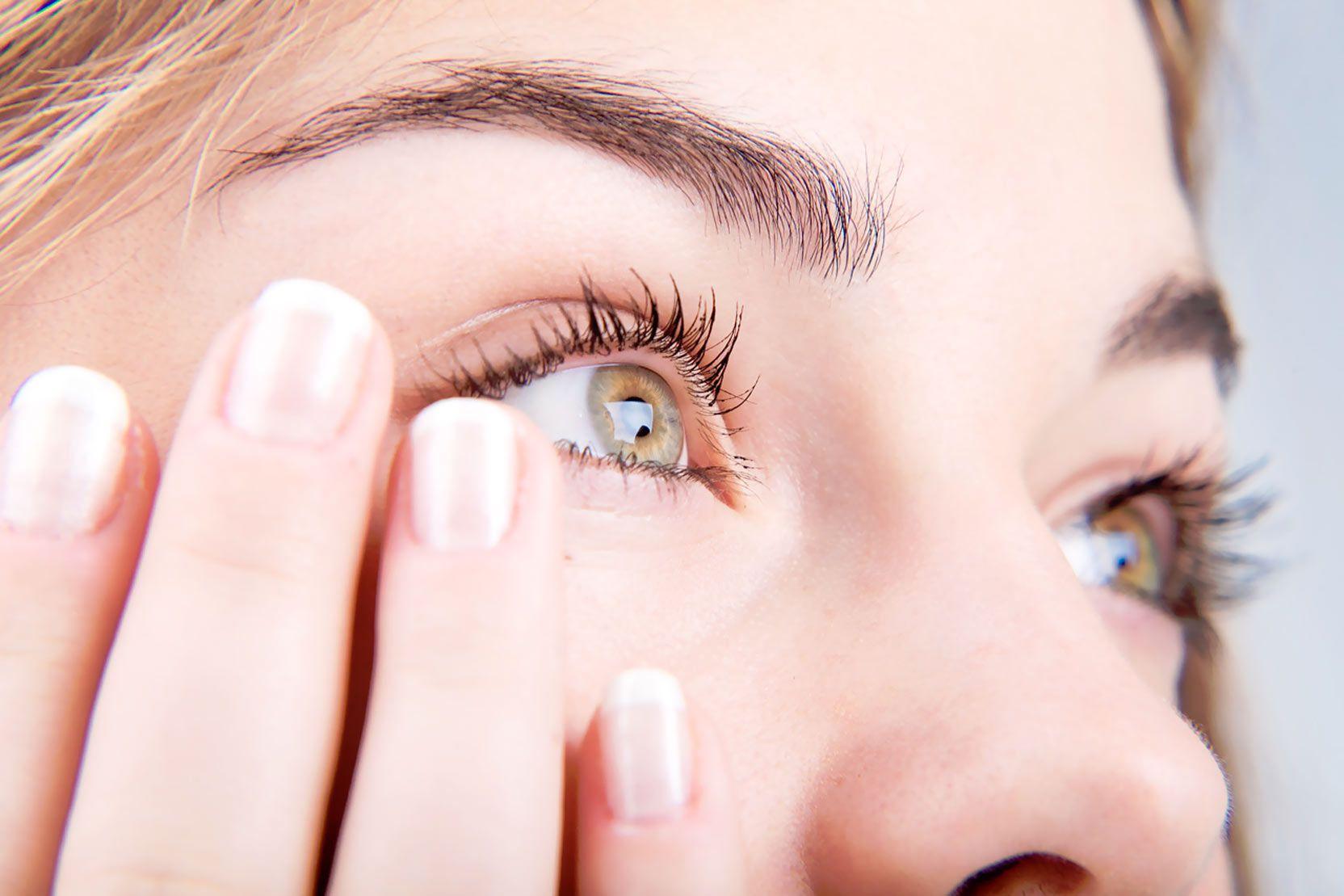 Помутнение зрения - один из побочных эффектов