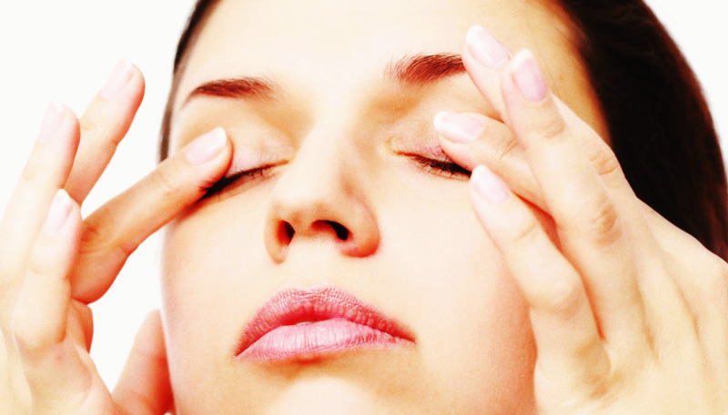 Профилактика синдрома сухого глаза