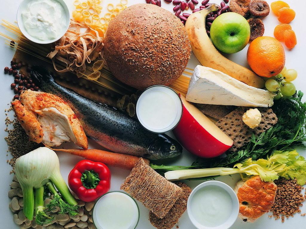 Сбалансированное питание – это питание, обеспечивающее организм необходимыми ему пищевыми веществами в правильных соотношениях