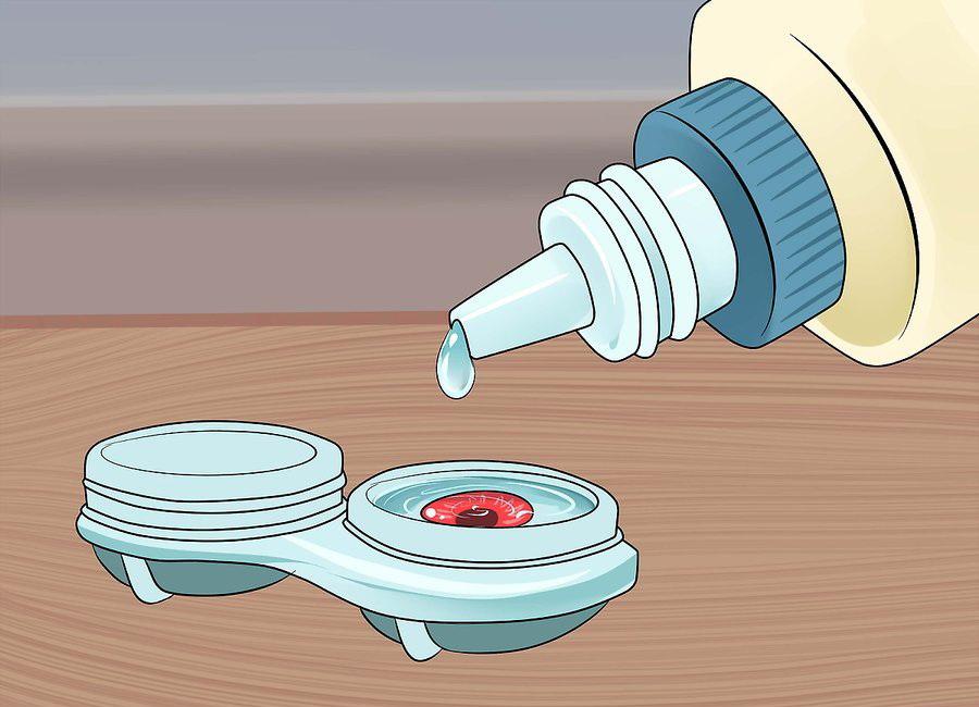Своевременно меняйте контактные линзы