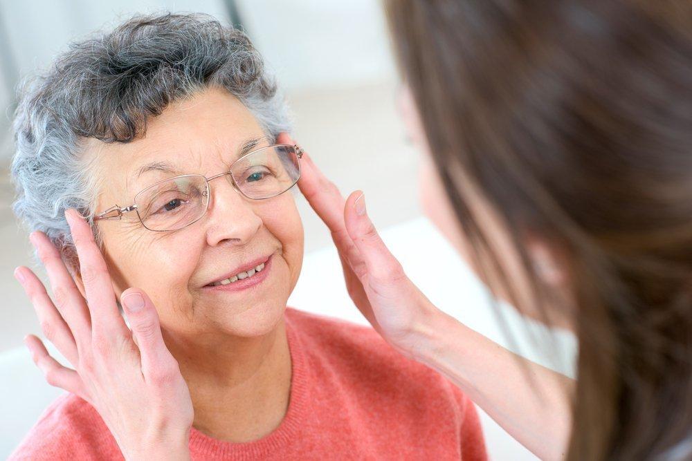 Следите за здоровьем глаз, особенно после 50