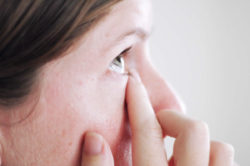 Отсутствие правильной нагрузки на глазные мышцы