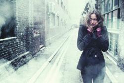 Холодное время года
