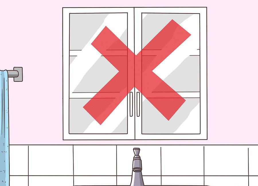 БАДы не стоит хранить в ванной комнате
