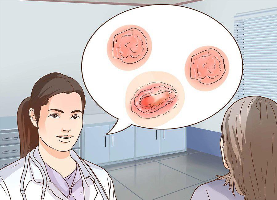 Вначале поговорите с врачом