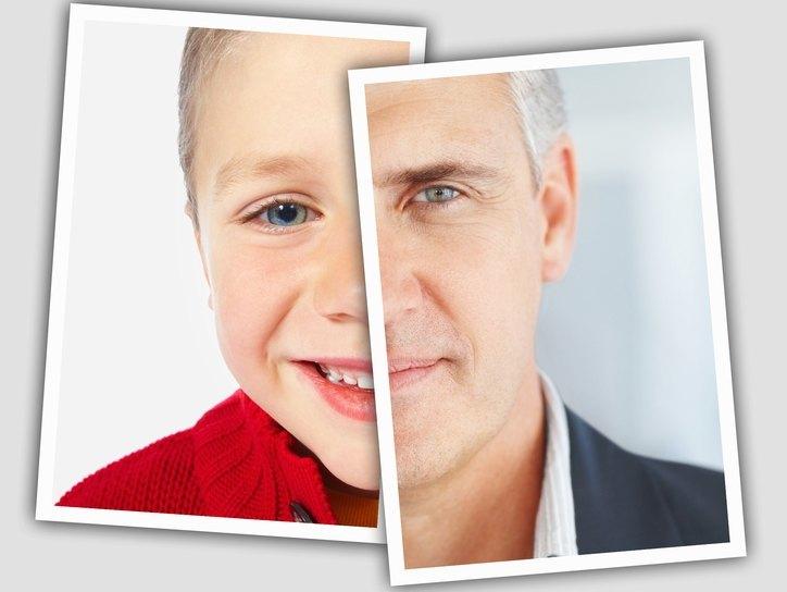 Возрастные изменения зрения