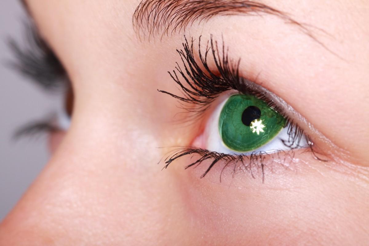 Волшебство зеленых глаз
