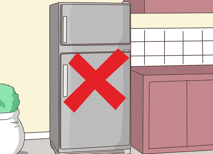 В холодильнике их тоже не храните