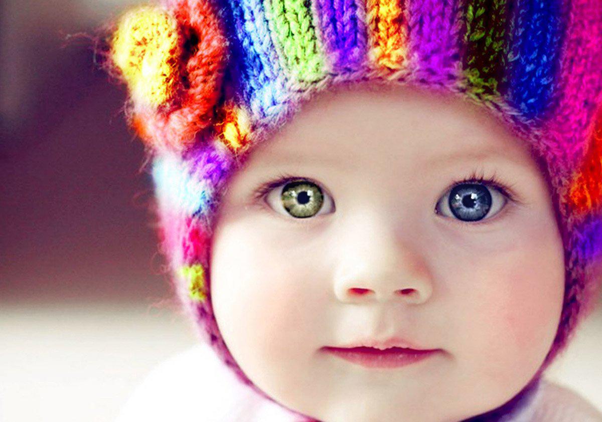 Гетерохромия у детей