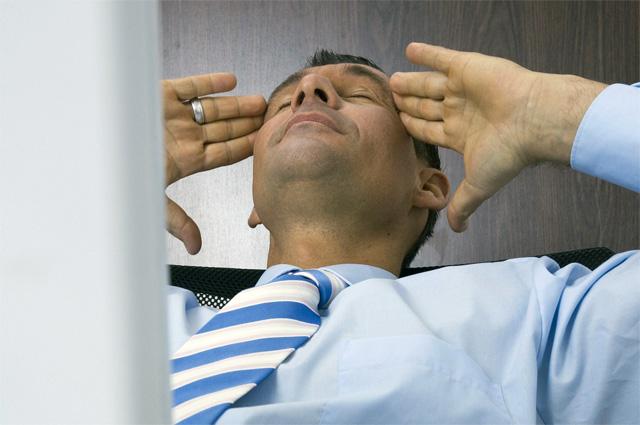 Для снятия усталости поможет и небольшой перерыв