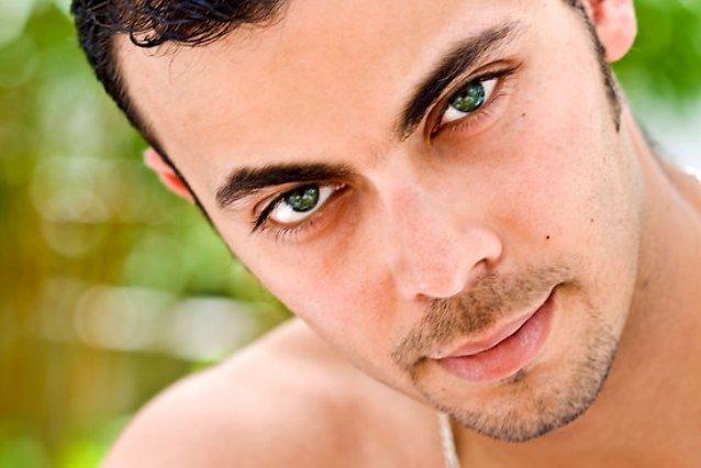 Женщин с зелеными глазами можно увидеть чаще, чем мужчин