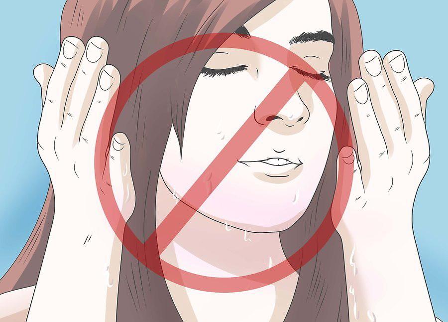 Защищайте глаза от воды