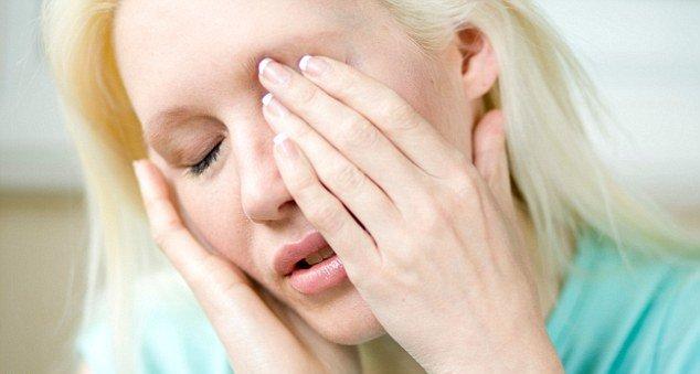 Зуд в глазах - причины, лечение
