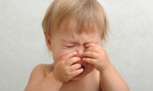 Бактериальный конъюнктивит: лечение у детей