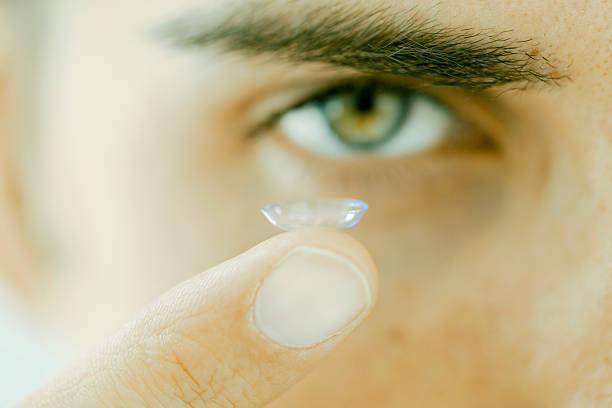 Контактные линзы являются прекрасной альтернативой очкам