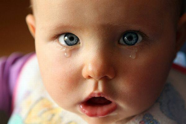 Конъюнктивит у новорожденного