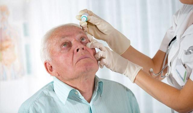 Лечение иридоциклита