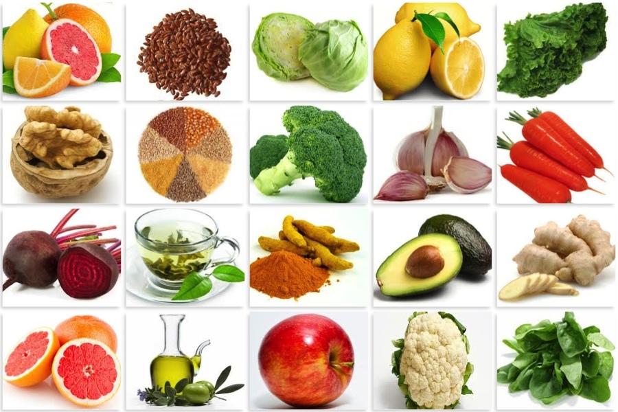 Лучшие продукты для здоровья печени