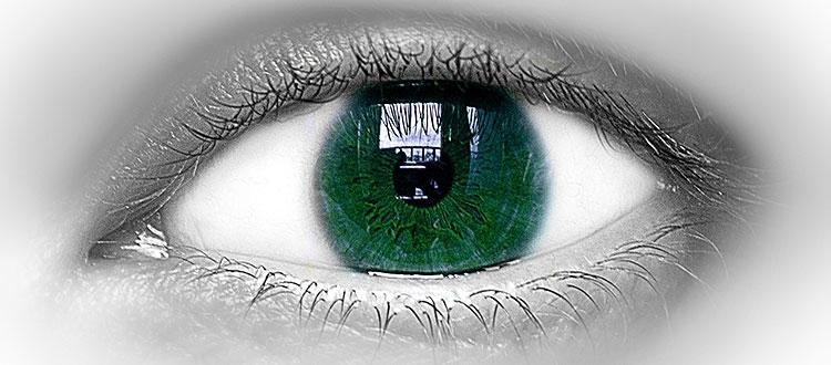 Людей с зелеными глазами сегодня очень мало