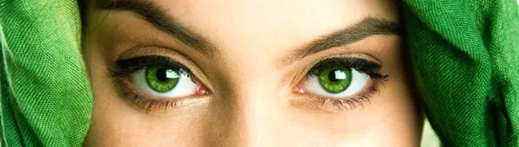 Люди с зелеными глазами долго помнят обиды