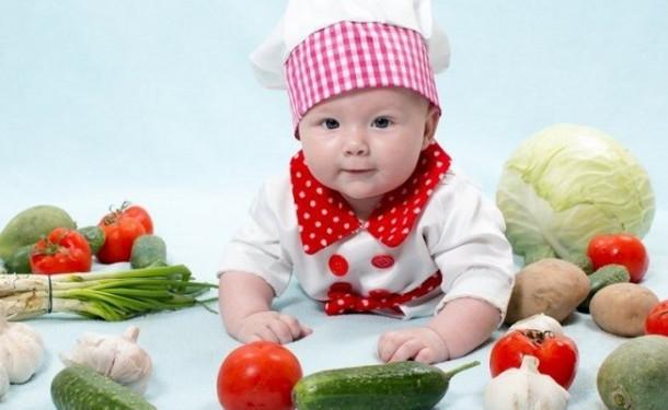 Малыш должен правильно питаться