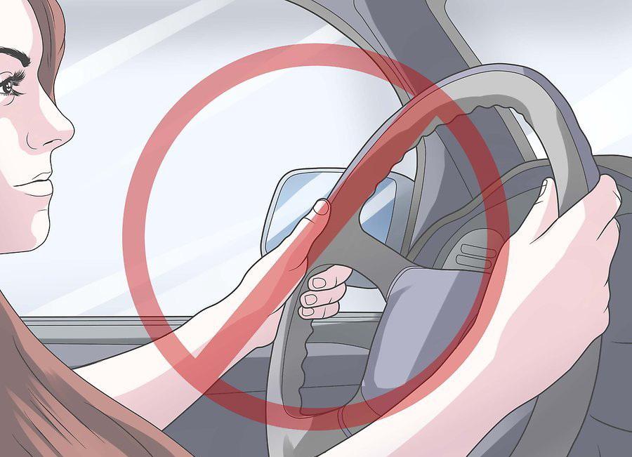 Не садитесь за руль
