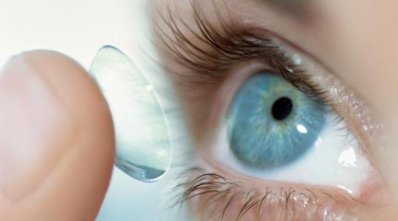 Никто не должен пользоваться вашими контактными линзами