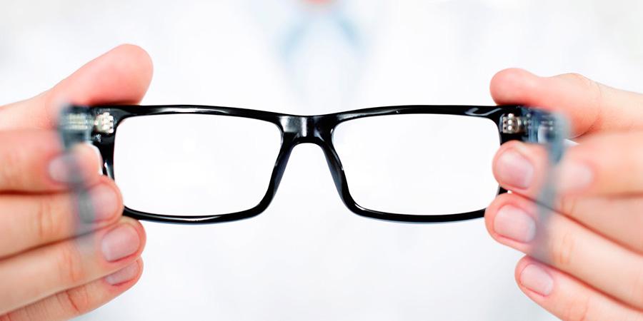 Очки как средство излечения болезней
