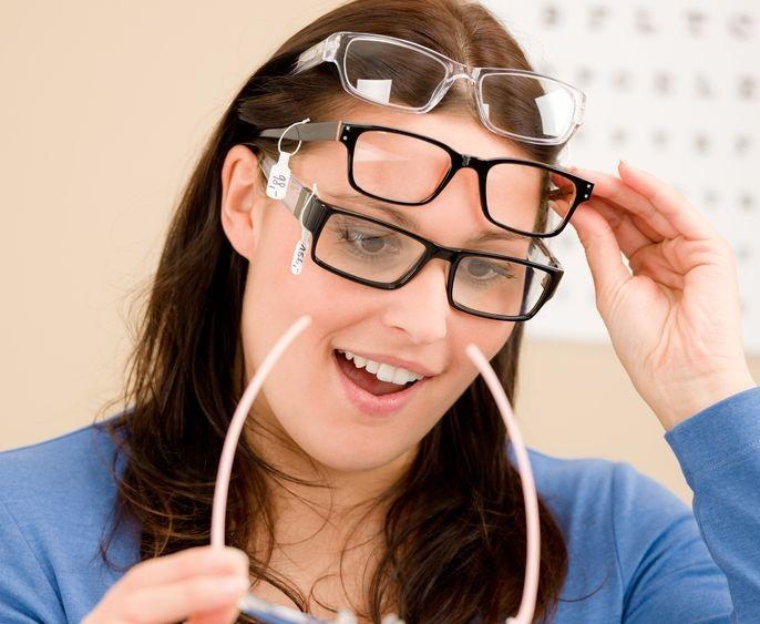 Правила ношения очков для зрения