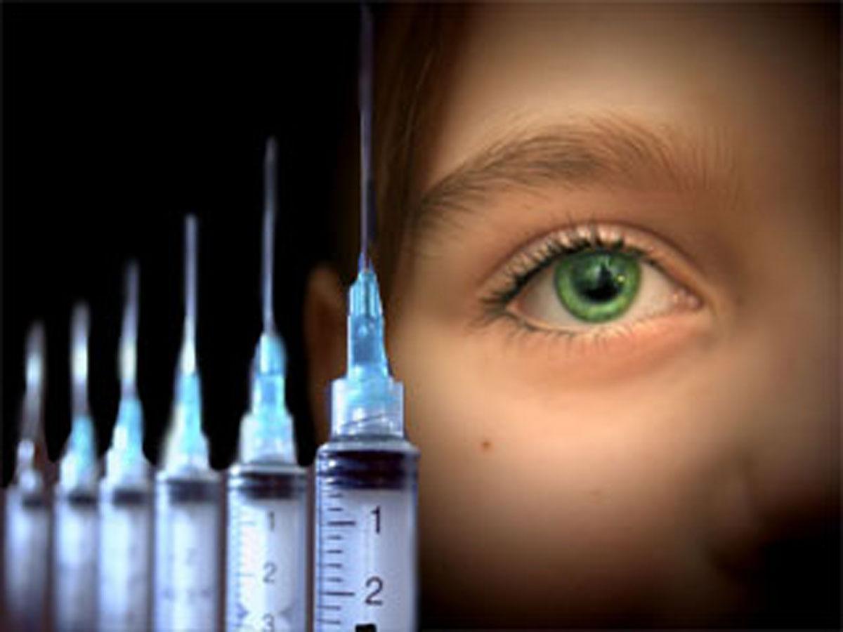 Расширение зрачков от наркотиков