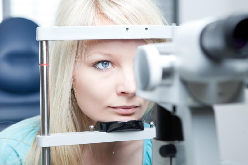Регулярно обследуйтесь у офтальмолога