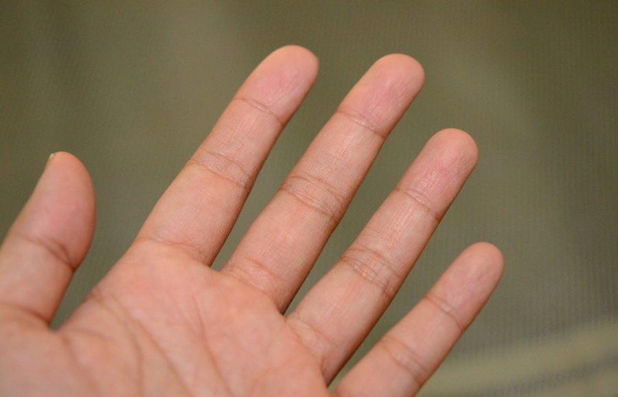 Руки должны быть чистыми