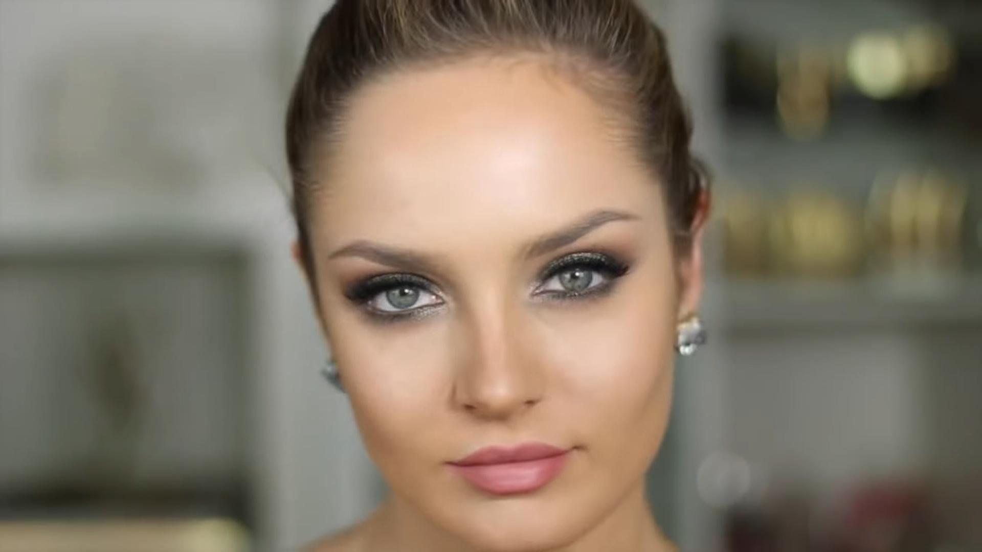 Серо-зеленые глаза