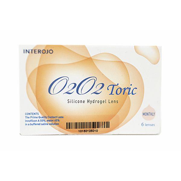 Торические контактные линзы O2O2 Toric