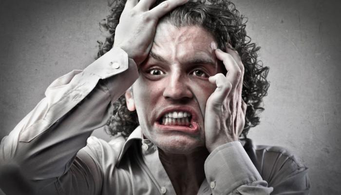Тяжкие психические состояния - еще одна возможная причина